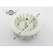 Крыльчатка обдува 4т GY6-125/150сс (пластмасовая)