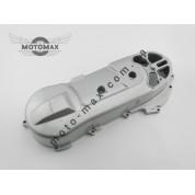 Крышка картера 2т 50сс ремень/Yamaha, с дыркой