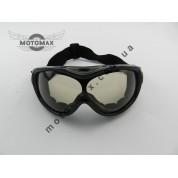 Очки 81016 черные (большие)