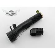 Патрубок воздушного фильтра Honda Lead 50/90cc (AF20/HF05E) большой+маленький