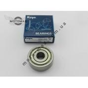 Подшипник 6300 (10*35*11) переднего колеса Дельта/Альфа/Актив