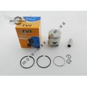 Поршень Yamaha/Stels 2т 50 cc (ременной), ø-40 мм, p-12 мм, Gpoil/TVR