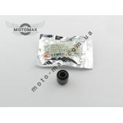 Сайлентблок амортизатора, нижний, 22-18-10 мм, Suzuki Address-100, KUMCO, шт