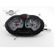 Спидометр (панель приборов) в сборе QT-10/ZIP/RACE/Гусар/Grand Prix/B08/09