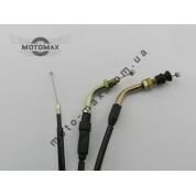 Трос газа Honda Dio/Tact, L-1877/2010 мм, TVR