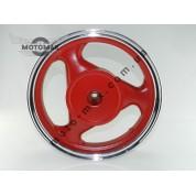 Диск задний 2,50-12 диаметр барабана 130мм (№14)