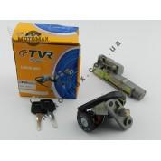 Замок зажигания комплект Suzuki Lets, TVR