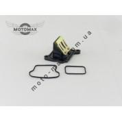 Лепестковый клапан Suzuki Address/Sepia/ Mollet, SPI (тайвань) (4 болта)