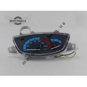 Спидометр (панель приборов) Honda Dio 27/28/Tact 30/31/ 4т китаец, 120км/ч