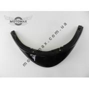 Пластик губа QT-6/Grand Prix/Хоккеист (черный)