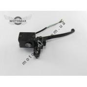 Гидравлическая машинка 4т GY6-50/150cc/QT-10/ZIP, правая, переднего тормоза