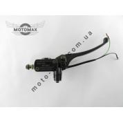 Гидравлическая машинка 4т GY6-50/150cc/ Viper Wind-1, (Honda Dio-28) правая, переднего тормоза