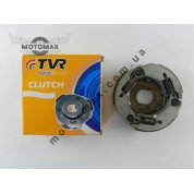 Колодки сцепления Yamaha 50/90/100сс (3 колодки) TVR