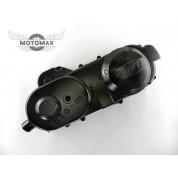Крышка картера 4т GY6-50/60/80сс, колесо 10 (TVR)