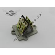 Лепестковый клапан Yamaha 3KJ/Axis/ Aprio/Artistic/Next Zone/2т Stels , SPI (тайвань)
