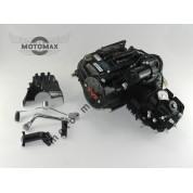 Двигатель Дельта/Альфа/Актив 125cc (автомат) TVR