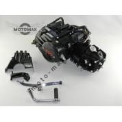 Двигатель Дельта/Альфа/Актив 125cc (механика) TVR