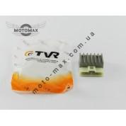 Регулятор напряжения Yamaha/Suzuki, плоская фишка TVR