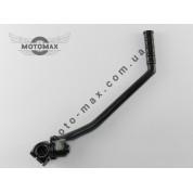 Ножка заводная МОТО CG/CB-200/250cc (черная)