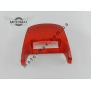 Стекло стопа Honda Dio ZX AF-34/35 (красное)