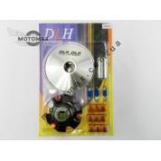 Вариатор передний 4т GY6-125/150cc, тюнинг DLH