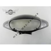 Пластик головы под фару QT-16/Viper Wind (черная)