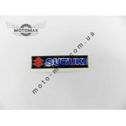 Наклейка SUZUKI (силиконовая)
