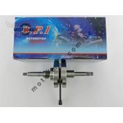 Коленвал Suzuki Lets 4/5 Address V50 4т (CA41A) SPI (тайвань)