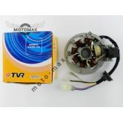 Катушка генератора Yamaha JOG-50 (6 проводов) TVR