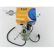 Карбюратор Yamaha Axis 90cc/2т Stels 50сс с эл.клапаном (TVR)