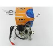 Карбюратор 4т GY6-50/60/80cc TVR