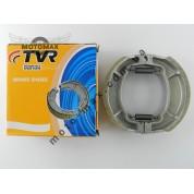Колодки барабанного тормаза 4т GY6-50/150сс, 13 колесо (китай) TVR