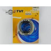 Колодки барабанного тормоза Honda PAL/ Yamaha MINT/TB-50/ 60, (китай) TVR