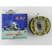 Колодки барабанного тормоза Suzuki Address/Sepia/Mollet 50cc, SPI (тайвань)