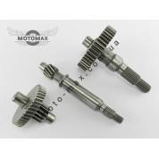 Редуктор Honda Dio AF-18/25/27/28/ZX-34/35Tact-24/30/31/ FIT