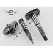 Редуктор Yamaha Axis /Aprio/Artistic/Next Zone/SA-01/04/08/12/ 16, 50cc