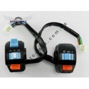 Блок кнопок китаец (перед/торм-диск, зад/торм-диск)