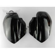 Пластиковые накладки на перья Актив (черные)