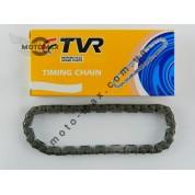 Цепь маслонасоса 4т GY6-125/150сс (2x3x44L) TVR