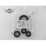 Сальники комплект Honda Tact/Dio 18 КОК из 4х (Тайвань)
