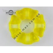 Резинки демпферные колеса Дельта/Альфа/Актив (силиконовые)