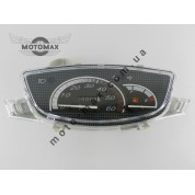 Спидометр (панель приборов) Honda Dio 27/28/Tact 30/31/ 4т китаец (60км/ч) TVR