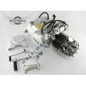 Двигатель Дельта/Альфа/Актив 125cc механика (серый)