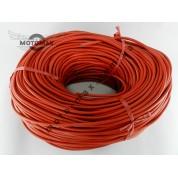 Бронепровод красный (1 метр)