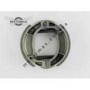 Колодки барабанного тормоза Honda Dio/Tact/ZX, (китай)