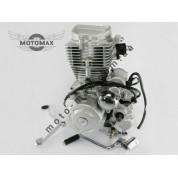 Двигатель CG-200cc ZUBR/ LIFAN/ MUSTANG