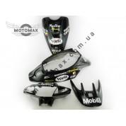 Пластик Yamaha Next Zone ZR комплект (СТАЙЛИНГ)