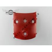 Крышка соединительная под багажником, QT-6/хоккеист/Grand Prix (Красный)