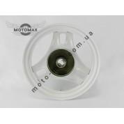 Диск передний Honda Dio/Tact (барабанный тормоз)