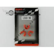 Скользители (слайдеры) вариатора Honda Lead 90cc KOSO (китай)